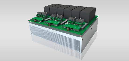 1500V/180kW for Solar String Inverters