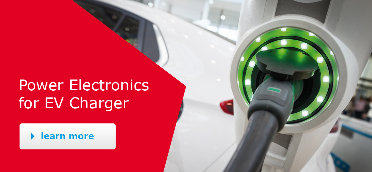 Power Electronics for EV Charger