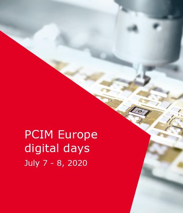 PCIM Europe digital days