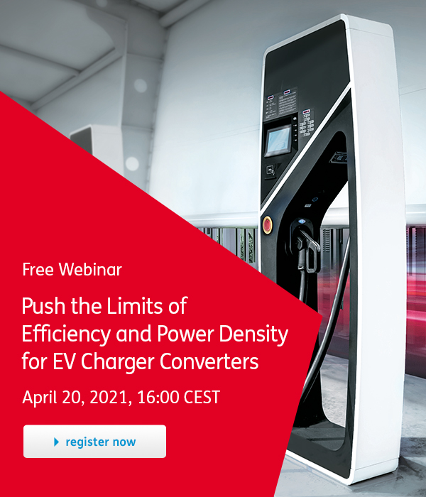 Push the Limits of Efficiency and Power Density for EV Charger Converters