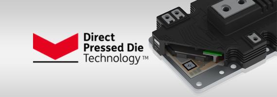 Direct Pressed Die (DPD)