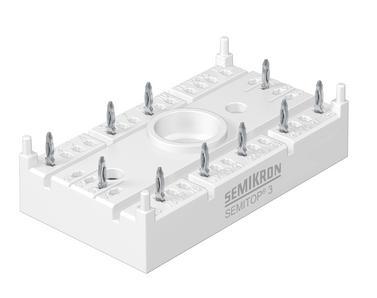 SEMIKRON SEMITOP 3 Press-Fit (31x55x12)