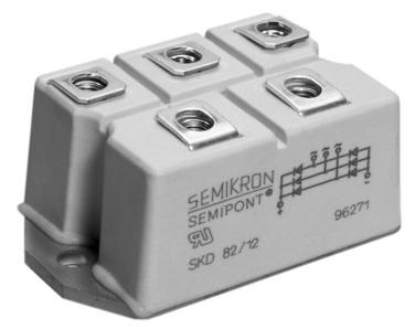 SEMIKRON SEMIPONT 3 (72x42x30)