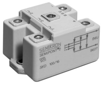 SEMIKRON SEMIPONT 2 (65x48x36)